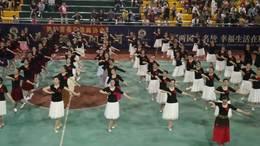 健身舞蹈协会集体舞《不忘初心》