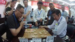 """付强VS王世明/17年西城区""""陶然杯""""中国象棋个人赛"""