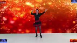 荟萃燕子广场舞《感到幸福你就拍拍手》贺岁版 制作:探月卫星