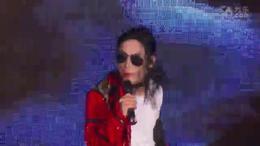 流行音乐之王迈克尔杰克逊Beat it敏敏杰克逊