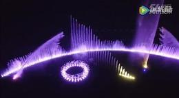 G20峰会前夕,杭州西湖音乐喷泉,太美太震撼了!