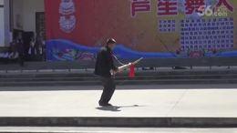 2017年隆林县德峨跳坡节红头苗芦笙大赛4号选手