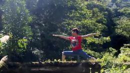 芳.瑜伽养生会所户外活动 山水人情