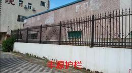 铁艺护栏多少一米