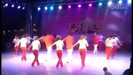 曲阜舞动人生广场舞《好生活动起来》