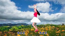 我爱格桑花 广西昭平香影广场舞