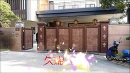 电动悬浮折叠门