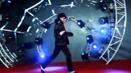 亚洲迈克尔杰克逊最像模仿秀敏敏杰克逊