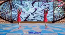 漓江飞舞广场舞中三《雪花来了梅花开》原创正反面分解演示83...