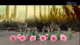 宜兴果果广场舞-新建镇南塘村舞蹈《烟花三月》