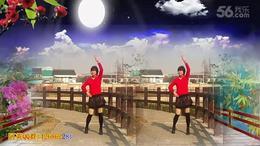 115上海阿英广场舞《拥抱》编舞:青儿 视频制作 演示:阿英