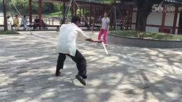 刘想英 太极剑