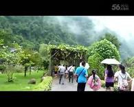 张家界黄石寨游览视频
