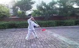 V140707_052724大师陈伯祥高徒赵家清演练陈氏太极大抢...