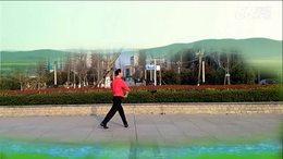 杨柳春风广场舞《我是一条小河》