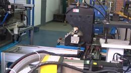 博泰机械客户定制生产线