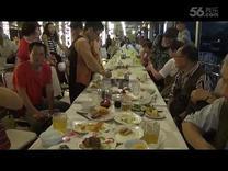 西贡河上的歌舞晚宴