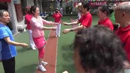 通川区第三届老运会门球赛闭幕颁奖仪式