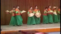 大寺旧圩舞蹈《万泉河水精又清》