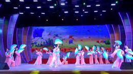 益阳市全民舞蹈大赛总决赛 《放风筝》 益阳市老干部艺术团表演