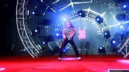 亚洲最像MJ杰克逊模仿秀敏敏杰克逊
