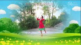 安源红子玉广场舞《美丽的草原美丽的姑娘》编舞:静静