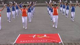雪之舞十一套第五节(汀州鸿花健身操队)