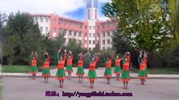 舞蹈《唱家乡》集体版 吉林飞燕 艺子龙编舞