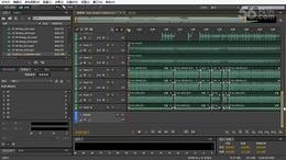 AU CC教程6.2 多轨混音控制按钮的学习