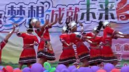 TSH视频田 六一舞蹈 黔东南的七月