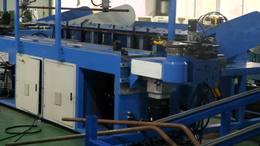 SB50CNC 4A 1S数控弯管机、自动上下料弯管机、全自动弯管机