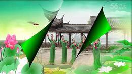张春丽广场舞「江南音诗」编舞 张春丽