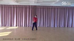 《春天的芭蕾》柔力球 北京健身套路 国家级教练员 商云霞 正面...