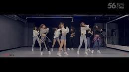 PLEDIS Girlz舞蹈演绎SEVENTEEN《Adore U》练习室版MV