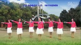 太阳花广场舞 美丽中国 编舞:杨艺