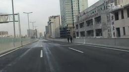 郑州农业路通车