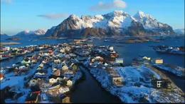 挪威震撼延时摄影
