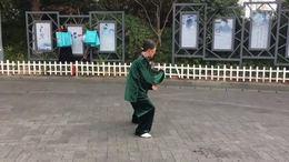 武当三十八式太极拳  学练陈庆琳