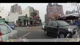 摩托车车祸视频(2)高清