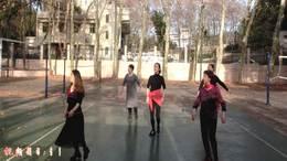 武汉市舞精灵排舞1801 《雪之华尔兹》 Snow Waltz
