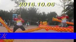鄄城老年大学空竹艺术团排节目图片