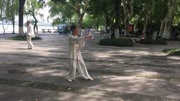 八十八式太极拳竞赛套路演练陈庆琳