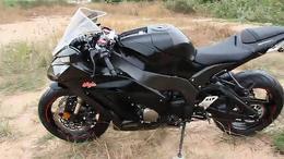 川崎.ZX 10R.1000cc.12年..改装Austin racing排气 .带ABS.欧版....
