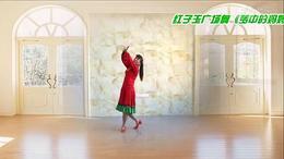 安源红子玉广场舞《梦中的妈妈》