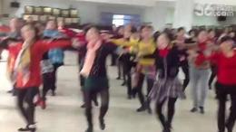 2014.12.25老大二班活动排舞《吉祥藏历年》