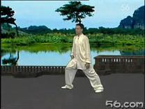05_陈思坦16式太极拳 教学13 16