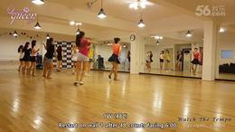 排舞 爱的节奏 (64c2w)