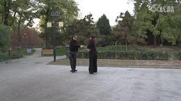 北京水兵舞教学第一套第15个花打点加下场