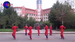 吉林飞燕舞蹈队—同曲学舞《中国大妈》