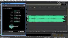 AU CC教程7.3 可视化反馈   响度探测器